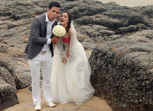 Phim Tết: Bảo Anh cưới Trương Thế Vinh - 2