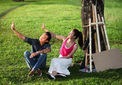 Phim Tết: Bảo Anh cưới Trương Thế Vinh - 6