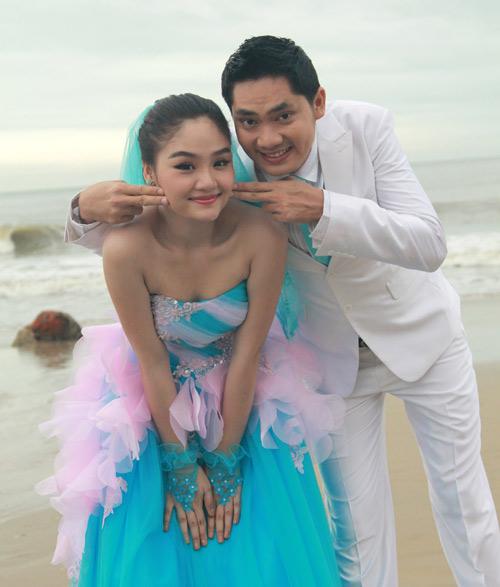 Phim Tết: Bảo Anh cưới Trương Thế Vinh - 10