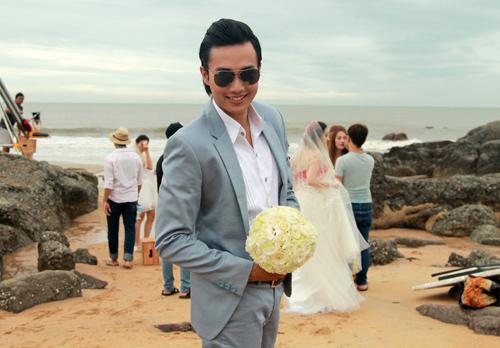Phim Tết: Bảo Anh cưới Trương Thế Vinh - 9