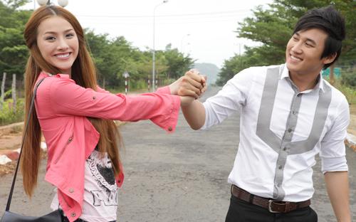 Phim Tết: Bảo Anh cưới Trương Thế Vinh - 15