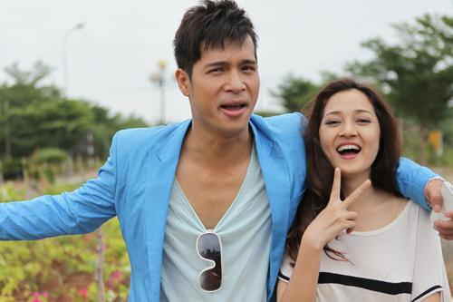 Phim Tết: Bảo Anh cưới Trương Thế Vinh - 1