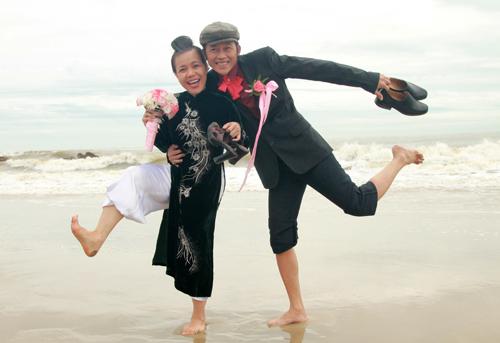 Phim Tết: Bảo Anh cưới Trương Thế Vinh - 18