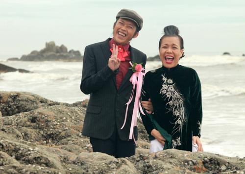 Phim Tết: Bảo Anh cưới Trương Thế Vinh - 19