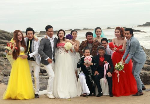 Phim Tết: Bảo Anh cưới Trương Thế Vinh - 20