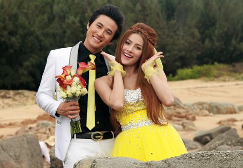 Phim Tết: Bảo Anh cưới Trương Thế Vinh - 16
