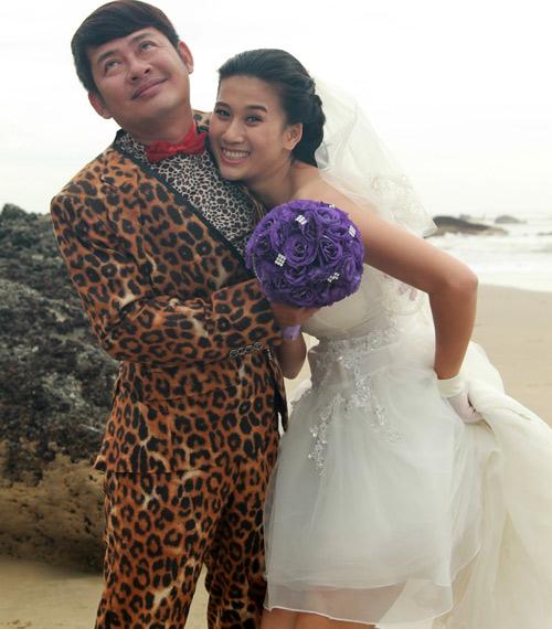 Phim Tết: Bảo Anh cưới Trương Thế Vinh - 14
