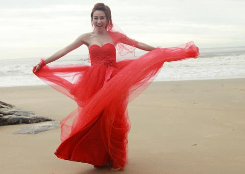 Phim Tết: Bảo Anh cưới Trương Thế Vinh - 8