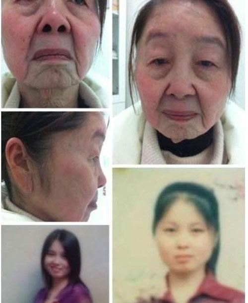 Phụ nữ 28 tuổi thành bà lão 80 - 1