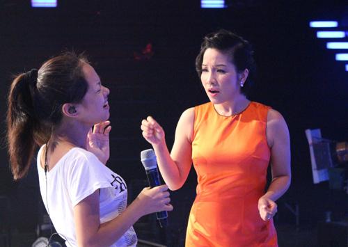 Diva Mỹ Linh đánh giá cao Hoàng Quyên - 2