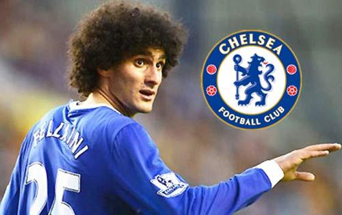 Chelsea: Hãy mua ngay Fellaini! - 2