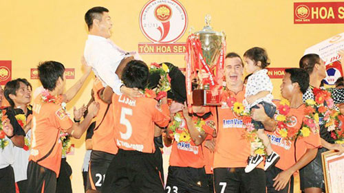 Sài Gòn.XT dự AFC Cup 2013 với tư tưởng bỏ cuộc - 1