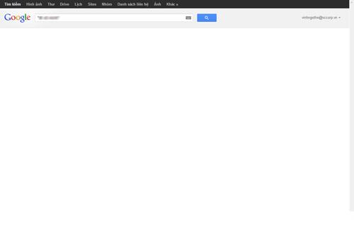 Google bị đơ khi tìm kiếm, giải quyết thế nào? - 1