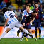 Bóng đá - Malaga – Barca: Đặt lịch hẹn Real