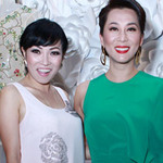 Thời trang - Phương Thanh, Kỳ Duyên vén váy khoe chân