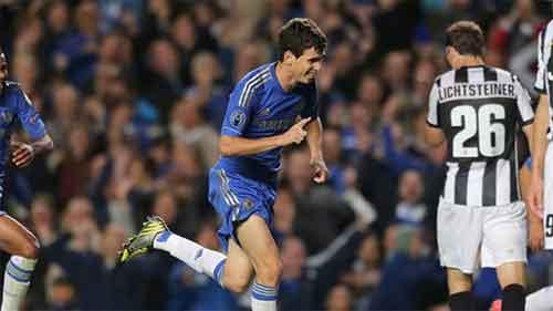 Chelsea: Benitez đang lãng phí Oscar? - 1