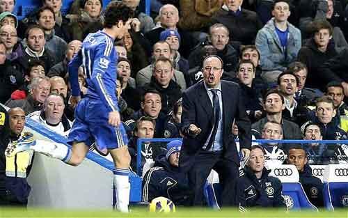 Chelsea: Benitez đang lãng phí Oscar? - 2