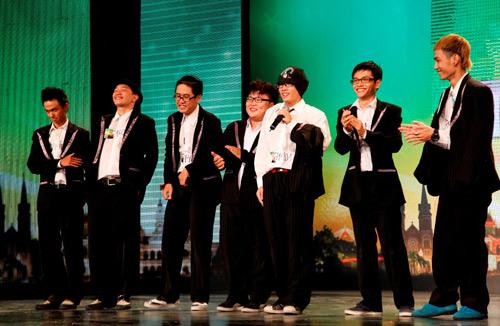 Tài năng cũ khuấy động VN's Got Talent - 3