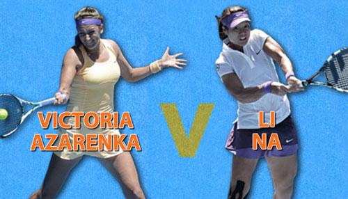 Azarenka – Li Na & giấc mơ thứ 2 (CK đơn nữ Australian Open) - 3