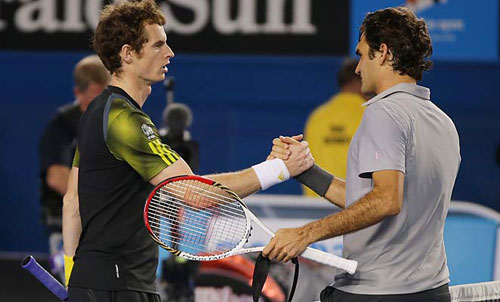 Federer thừa nhận Murray hay hơn - 1