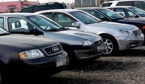 Giải thể DN để trốn thuế nhập khẩu ôtô - 1