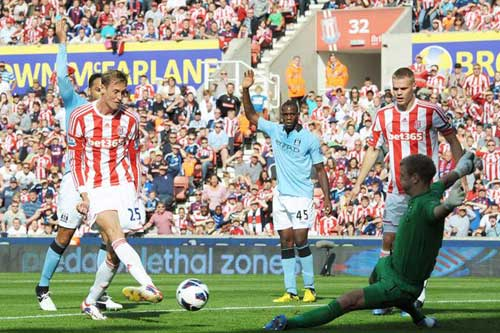 Stoke – Man City: Phá dớp - 1