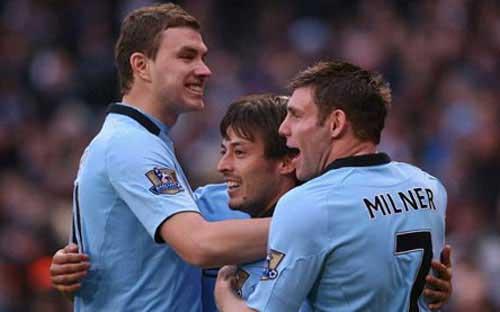 Stoke – Man City: Phá dớp - 2