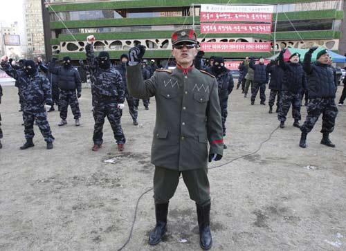 Đánh giá nguy cơ chiến tranh Triều Tiên - 1