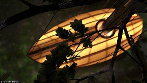 Độc đáo khu nghỉ dưỡng 5 sao... trên cây - 5