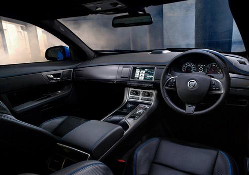 Jaguar XFR-S 2014 – Đáng đồng tiền, bát gạo - 3