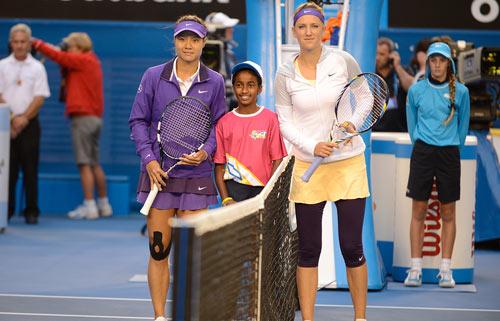 Azarenka - Li Na: Đêm Melbourne kịch tính (CK đơn nữ Australian Open) - 1