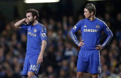 Chelsea: Benitez không thể chữa cháy - 1