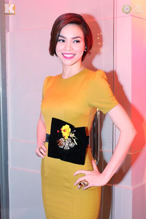 Ngô Thanh Vân khoe vai trần nõn nà - 10