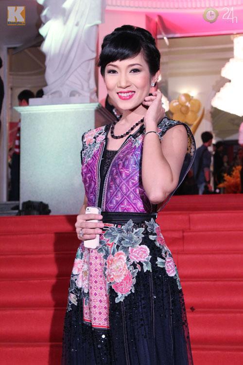 Ngô Thanh Vân khoe vai trần nõn nà - 18