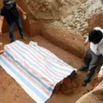 Tin tức trong ngày - HN: Phát hiện mộ cổ tại nút giao Đào Tấn-Bưởi