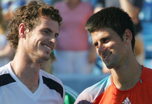 Djokovic khen ngợi Murray trước trận CK - 1