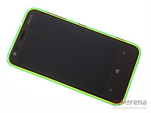 Lumia 620 cấu hình ổn, giá tốt - 4