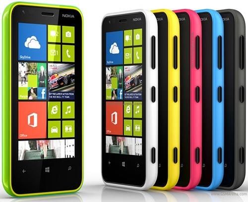 Lumia 620 cấu hình ổn, giá tốt - 2