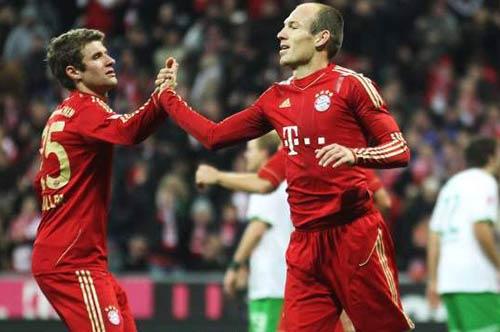 Stuttgart - Bayern: Hùm xám vồ Thiên Nga - 1