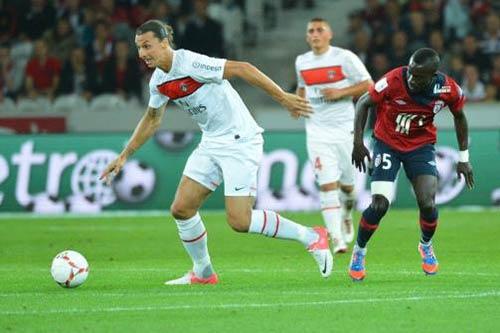 PSG - Lille: Lyon gọi... - 1