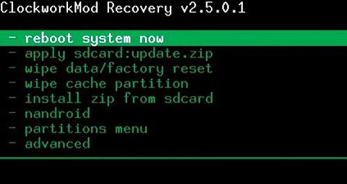 3 cách đơn giản để sao lưu dữ liệu cho dế Android - 2