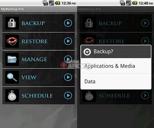 3 cách đơn giản để sao lưu dữ liệu cho dế Android - 3