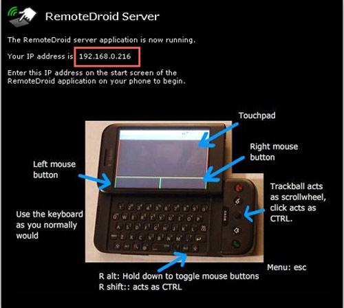 Biến smartphone thành phụ kiện không dây cho laptop - 1