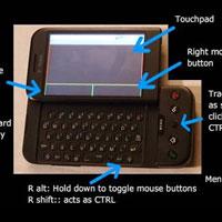 Biến smartphone thành phụ kiện không dây cho laptop