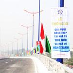 Tin tức trong ngày - TP HCM: Thông xe 2 cầu vượt  thép đầu tiên