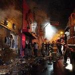Tin tức trong ngày - Brazil: Pháo hoa phun cháy hộp đêm, 180 người chết