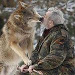 Phi thường - kỳ quặc - Người đàn ông mớm thức ăn cho sói dữ