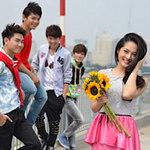 """Ca nhạc - MTV - V.Music """"say nắng"""" Bảo Anh"""