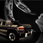 """Ô tô - Xe máy - Dartz Black Snake """"rắn độc"""" giá 1 triệu đô"""
