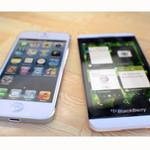 BlackBerry Z10 đọ dáng cùng iPhone 5